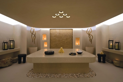 winter spa experience and winter sports