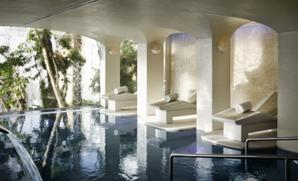 indoor spa, facial treatments in marbella