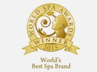 World's Best Spa Brand 2015