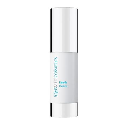 A lightweight moisturizing fluid.