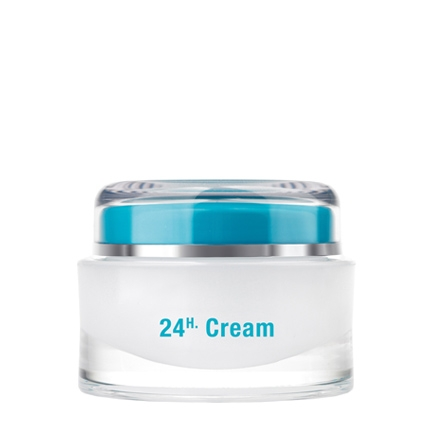 A clever moisturizer for day and night.