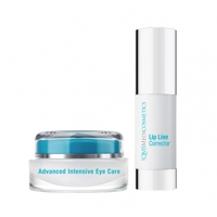 Targeted treatments to restore the delicate eye and upper lip area.